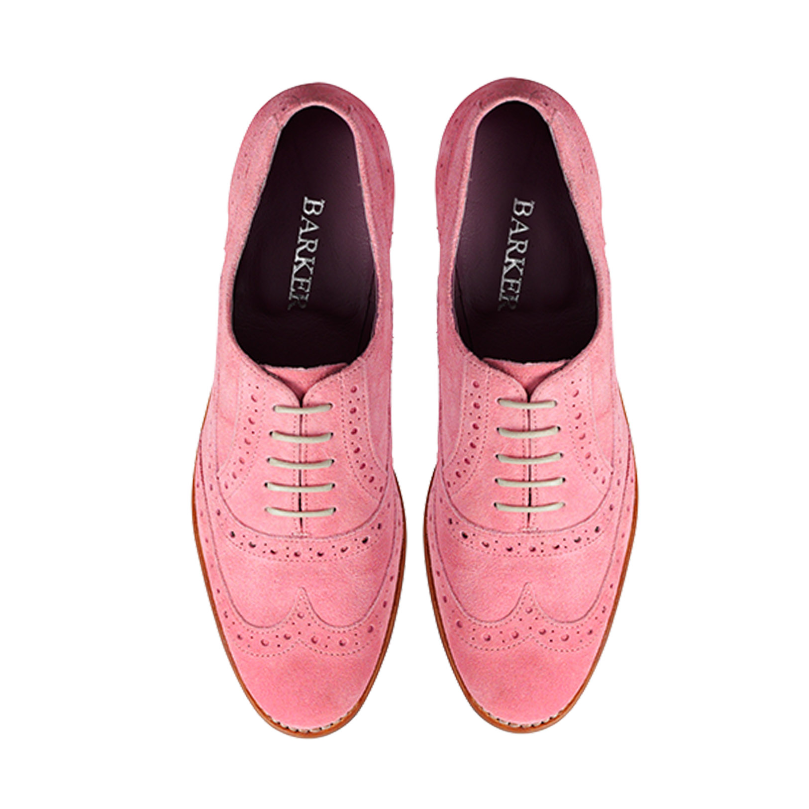 12bfc750f615e4 Home/Ladies/Ladies Barker Freya Pink Suede. 🔍. Previous; Next